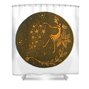 Angel's Gift Shower Curtain