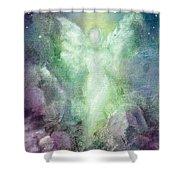 Angels Journey Shower Curtain