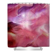 Angels Symphony  Shower Curtain