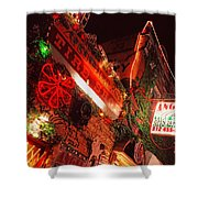 Angels Tire No. 1 Shower Curtain