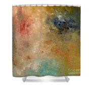 Angels Up Shower Curtain by KR Moehr