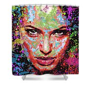 Angie Shower Curtain
