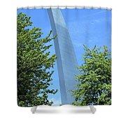 Angle Profile Shower Curtain