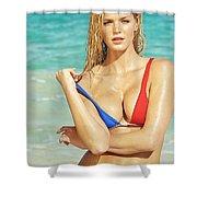 Anibolx Shower Curtain