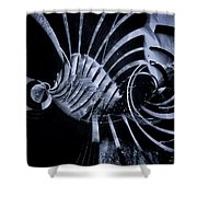 Animoid  Shower Curtain