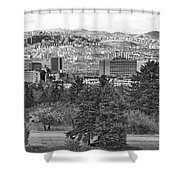 Ankara - Bw Shower Curtain