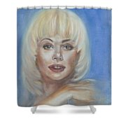 Ann Jillian Shower Curtain