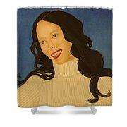 Anna Shower Curtain
