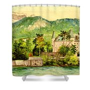 Annency Shower Curtain