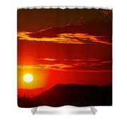 Another Beautiful Arizona Sunset Shower Curtain
