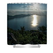 Another Beautiful Day. Shower Curtain