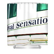 Another Cruiseliner Shower Curtain