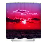 Another Day Another Sunset Shower Curtain