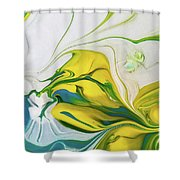 Another Day Of Sunshine Shower Curtain