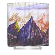 Another Land Shower Curtain