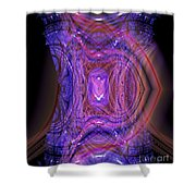 Another Sign Of Life Shower Curtain