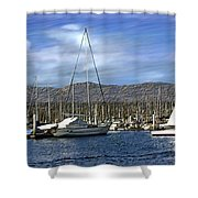 Another Sunny Day Shower Curtain