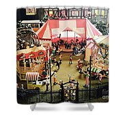 Another Time In This World Shower Curtain