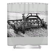 Rake The Hay Shower Curtain