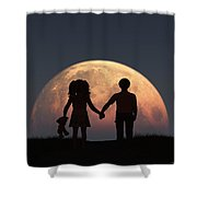Another You Shower Curtain