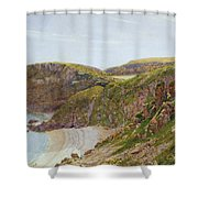 Anstey's Cove Shower Curtain