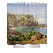 Ansty's Cove Shower Curtain