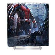 Ant Man 2015 Shower Curtain
