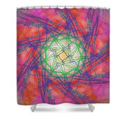 Antalistes Shower Curtain