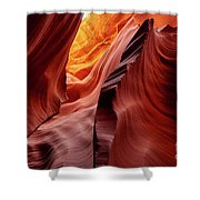 Antalope Canyon #2 Shower Curtain