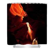 Antelope Canyon #3 Shower Curtain