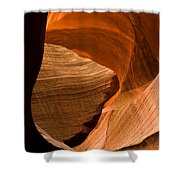 Antelope Canyon No 3 Shower Curtain