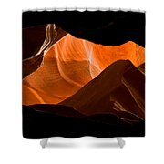 Antelope No 2 Shower Curtain