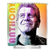 Anthony 2 Shower Curtain