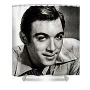 Anthony Quinn, Hollywood Legend Shower Curtain