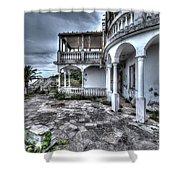 Antichi Fasti - Ancient Splendour Shower Curtain