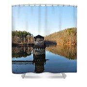 Antietam Creek Shower Curtain