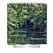 Antietam Creek Shower Curtain