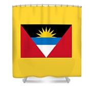 Antigua And Barbuda Shower Curtain