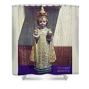 Precious Little King Shower Curtain