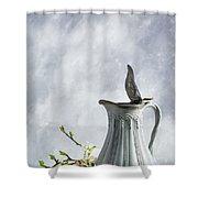 Antique Jug Shower Curtain