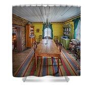 Antique Lounge Shower Curtain