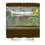 Antique Window - Amsterdam Shower Curtain