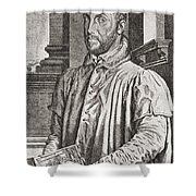 Antoine Perrenot De Granvelle, 1517 To Shower Curtain