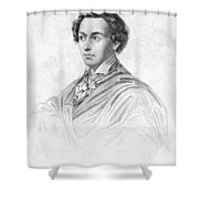 Antonin Car�me (1783-1833) Shower Curtain