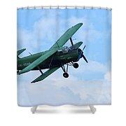 Antonov An 2 Shower Curtain
