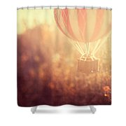 Anything Is Possible Shower Curtain
