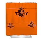 Apache Dawn Shower Curtain