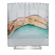 Aphrodite / Venus Shower Curtain