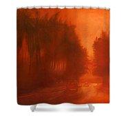 Apocalypse Dawn Shower Curtain