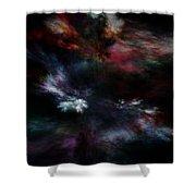 Apocalyptical Dawn Shower Curtain